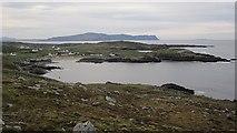 C0942 : Doagh Bay by Richard Webb