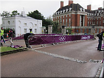 TQ1873 : Olympics are done here by Hugh Venables