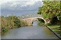 SJ6154 : Lee's Bridge north of Burland, Cheshire by Roger  Kidd