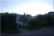 TG1608 : House on New Rd by N Chadwick