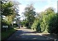NU1620 : Entrance to South Charlton by Alex McGregor