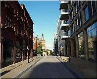 SK3587 : Sheffield, S1 - Norfolk Street by David Hallam-Jones