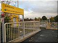 SJ8590 : East Didsbury Metrolink Terminus (Construction Site) by David Dixon