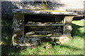 SO1953 : Remains of a chest tomb by Philip Halling