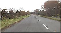 SH4454 : Road junction near Ty Mawr entrance by John Firth