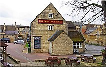 TF1309 : The Old Coach House (3), Bridge Foot, Market Deeping by P L Chadwick