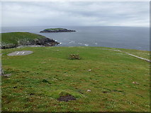 NA7246 : Flannan Isles: southward view from the lighthouse by Chris Downer