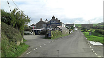 SW6522 : The Halzephron Inn by Stuart Logan