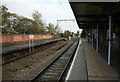 TM2320 : Frinton railway station by roger geach