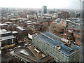 SJ8498 : Manchester City Centre by David Dixon