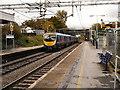 SJ8485 : Heald Green Railway Station by David Dixon