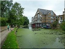 TQ2482 : Grand Union Canal, Paddington Branch by Alexander P Kapp