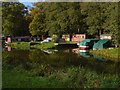 TQ0457 : Walsham Moorings by Alan Hunt