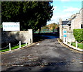 ST5776 : Entrance to Badminton School, Bristol by Jaggery