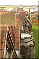 SK8190 : Gainsborough Old Hall by Richard Croft