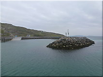 NF7810 : Eriskay: arrival by ferry by Chris Downer