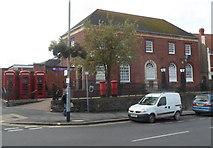 ST5777 : Westbury on Trym post office, Bristol by Jaggery
