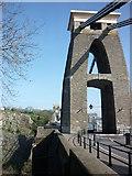 ST5673 : Clifton Suspension Bridge by Carroll Pierce