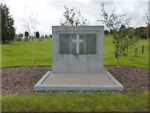 NS5769 : War Veterans' Memorial by Lairich Rig