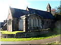 ST3090 : North side of Grade II listed Parish Church of St Mary, Malpas, Newport by Jaggery