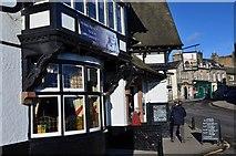 NT2540 : Bridge Inn, Peebles by Jim Barton
