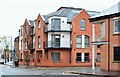 J3373 : Albion Street housing site, Belfast (9) by Albert Bridge