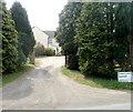 SO4609 : Green Lawns Kennels near Dingestow by Jaggery