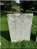 SY7190 : St Michael, Stinsford: Hardy family grave (5) by Basher Eyre