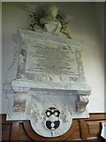SY7190 : St Michael, Stinsford: memorial (I) by Basher Eyre