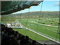 SO9524 : Cheltenham Racecourse by Chris Allen