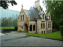 TQ2679 : Darwin Centre, Natural History Museum, Kensington by Alexander P Kapp