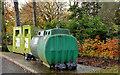 J2764 : Recycling bins, Lisburn by Albert Bridge