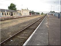 TF3244 : Boston railway station, Lincolnshire by Nigel Thompson