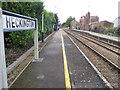 TF1443 : Heckington railway station, Lincolnshire by Nigel Thompson