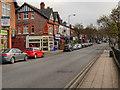 SJ8478 : Alderley Edge, London Road by David Dixon