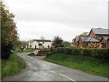 SJ3520 : Road to Plasau, Knockin Heath by Alex McGregor