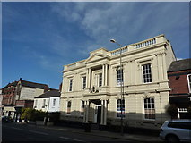 SJ3989 : Wavertree Town Hall, Picton Road by Peter Barr