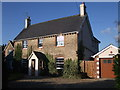 SU0184 : The Old Police House, The Street, Brinkworth by Vieve Forward