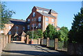 SU8486 : Old Malthouse, Marlow by N Chadwick