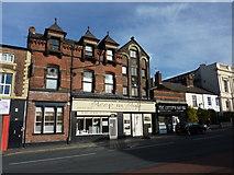 SJ3989 : Bed shop, beauty shop, High Street, Wavertree by Peter Barr
