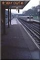 TQ1988 : Kingsbury Underground Station by Stephen McKay