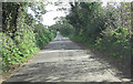 SW8036 : Carclew Road crossroads with Passage Hill by Stuart Logan