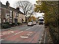 SK0095 : Woolley Lane (A57) by David Dixon