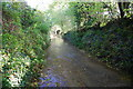 TM1663 : Ford At Debenham by John Walton