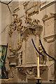 TQ2177 : St Nicholas, Chiswick - Wall monuments by John Salmon
