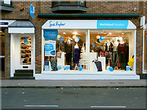 SU7682 : The Sue Ryder Charity Shop, Duke Street, Henley on Thames by Roger A Smith