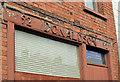 "J0858 : ""Tommy Donaldson"" sign, Lurgan by Albert Bridge"
