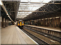 SJ8399 : Manchester Victoria Station by David Dixon