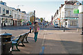 TQ2705 : Portland Road, Hove, near Westbourne Street by Roger A Smith