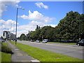 SK3636 : Sir Frank Whittle Road, Derby by Richard Vince